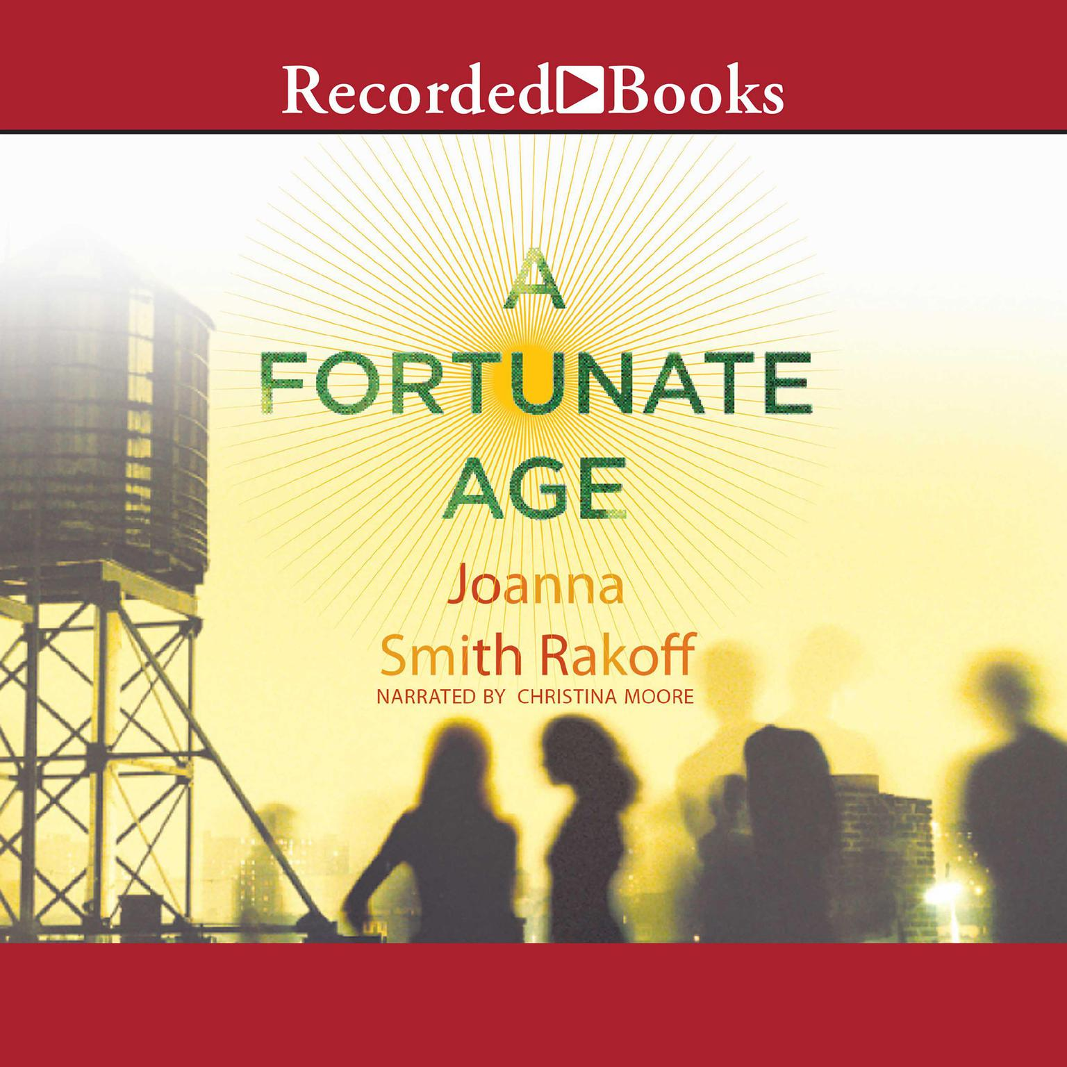Printable A Fortunate Age Audiobook Cover Art