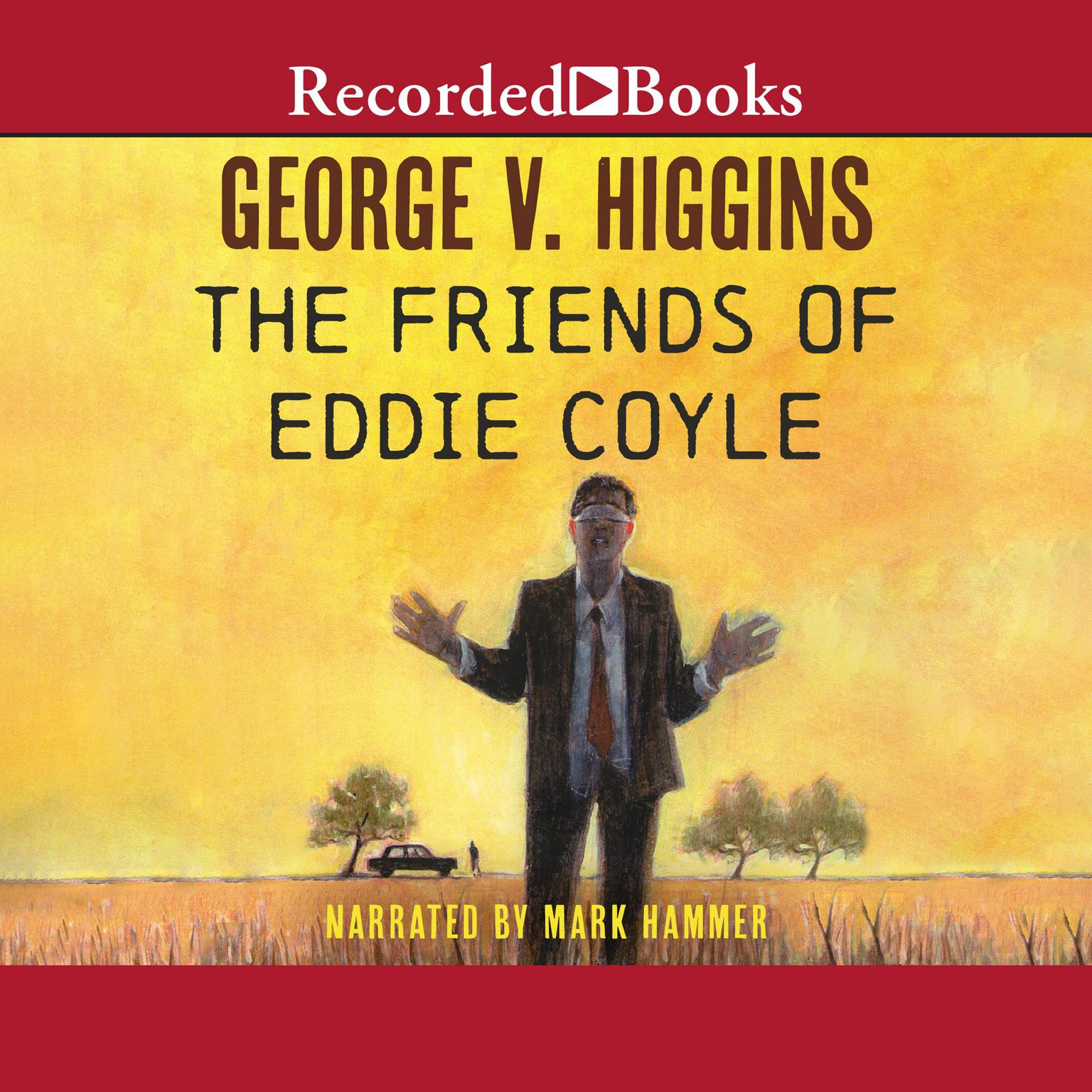 Printable The Friends of Eddie Coyle Audiobook Cover Art