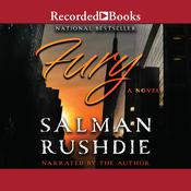 Fury: A Novel Audiobook, by Salman Rushdie