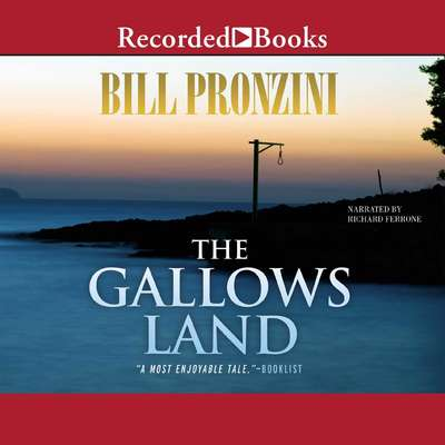 The Gallows Land Audiobook, by Bill Pronzini