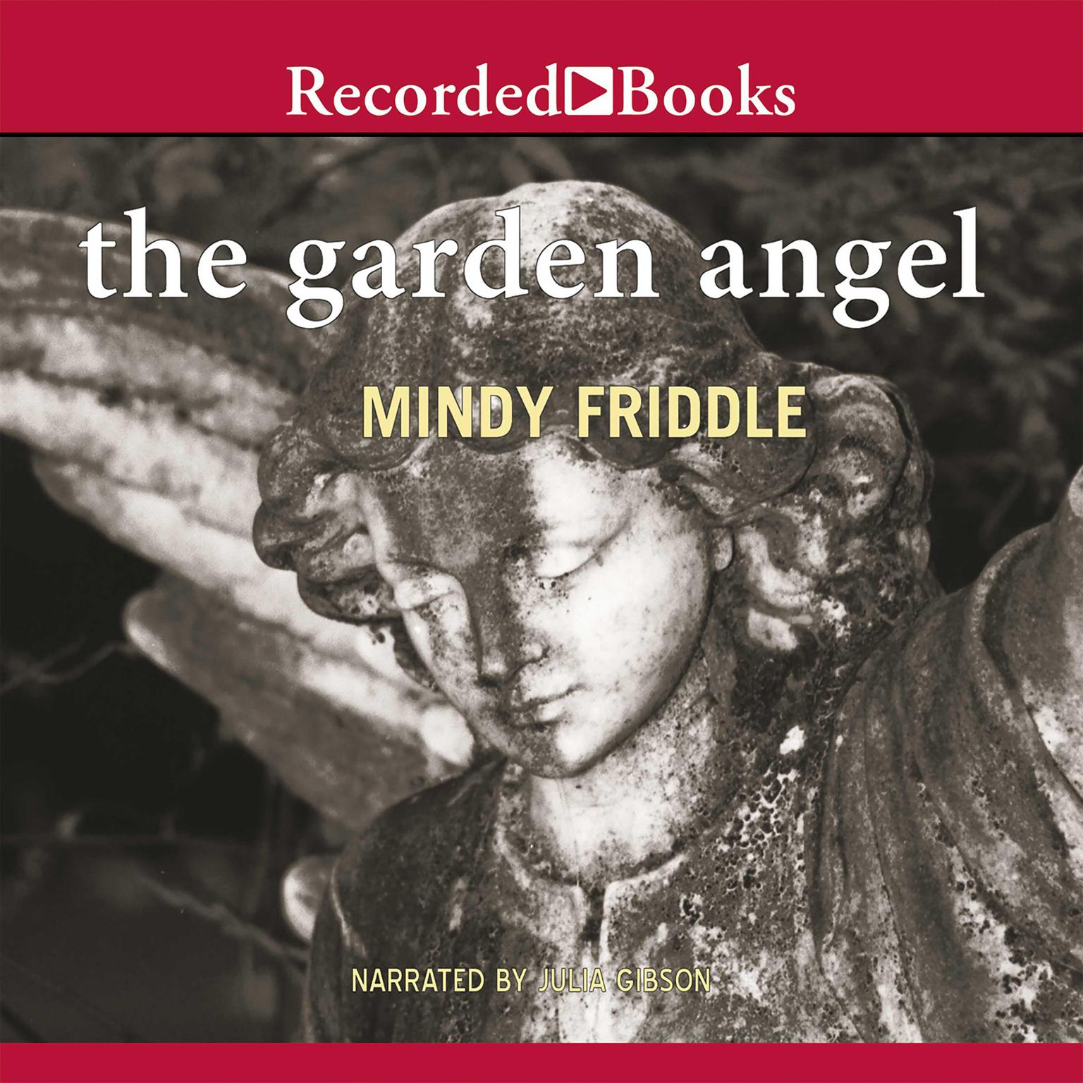 Printable The Garden Angel Audiobook Cover Art