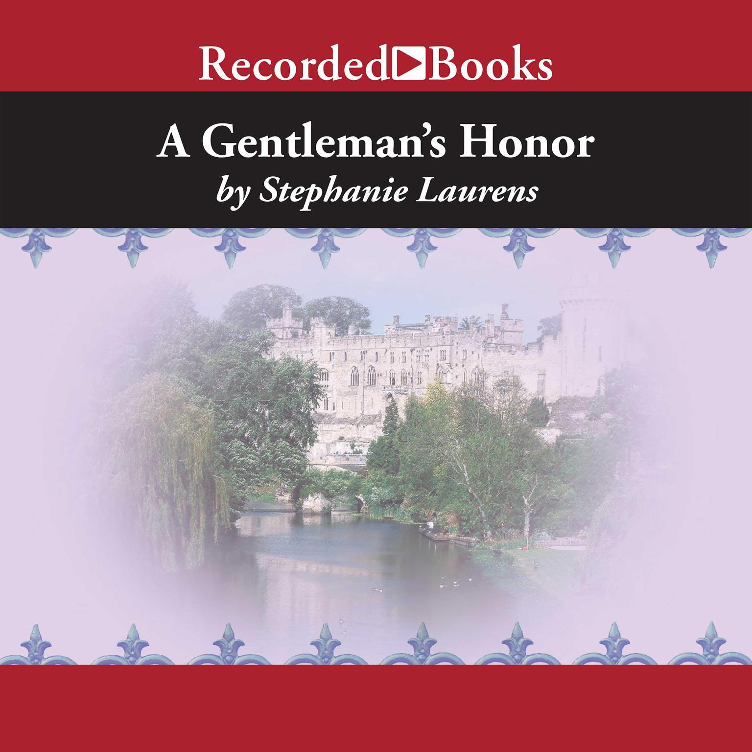 A Gentlemans Honor Audiobook, by Stephanie Laurens