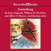 Gettysburg: A Novel of the Civil War Audiobook, by William R. Forstchen, Newt Gingrich