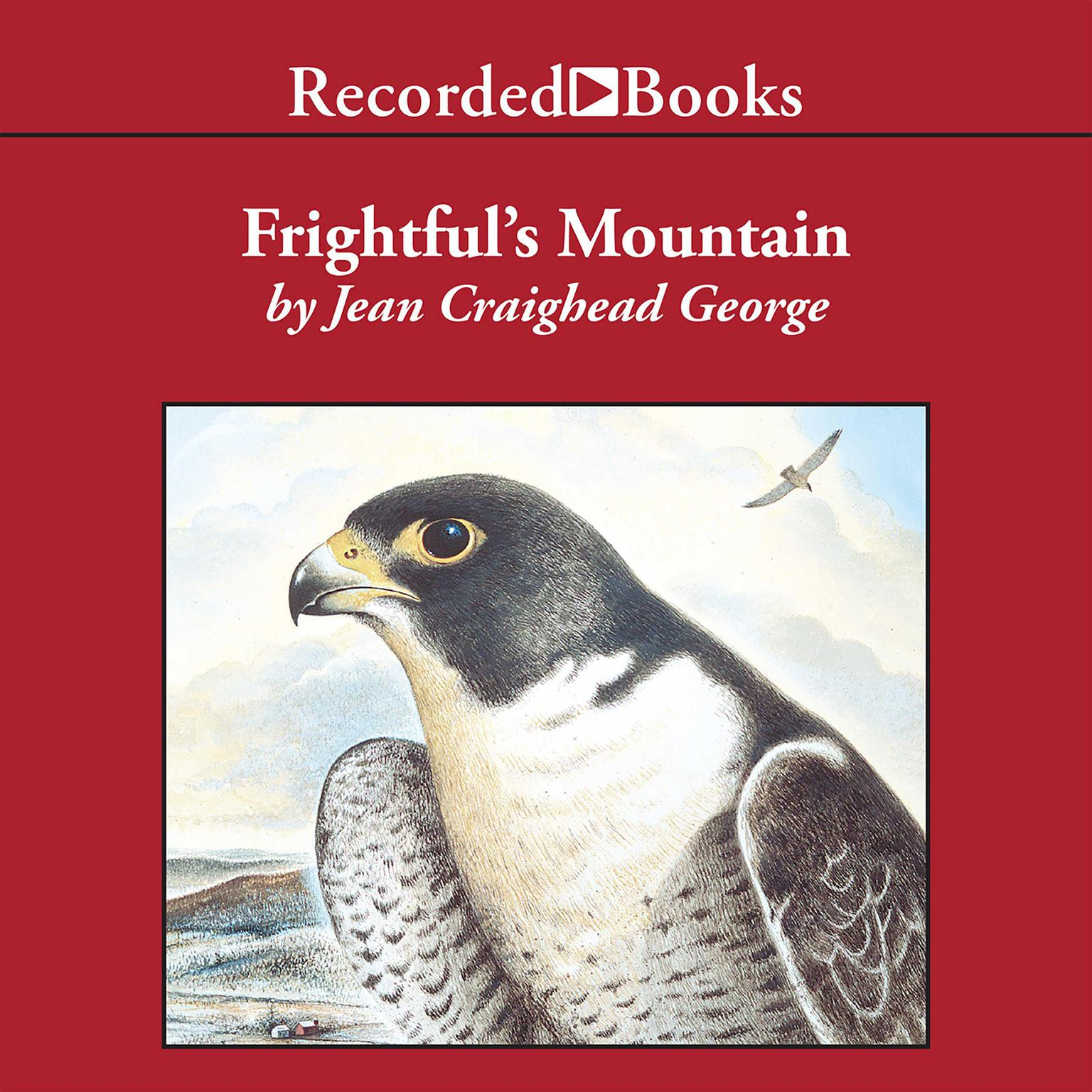 Printable Frightful's Mountain Audiobook Cover Art
