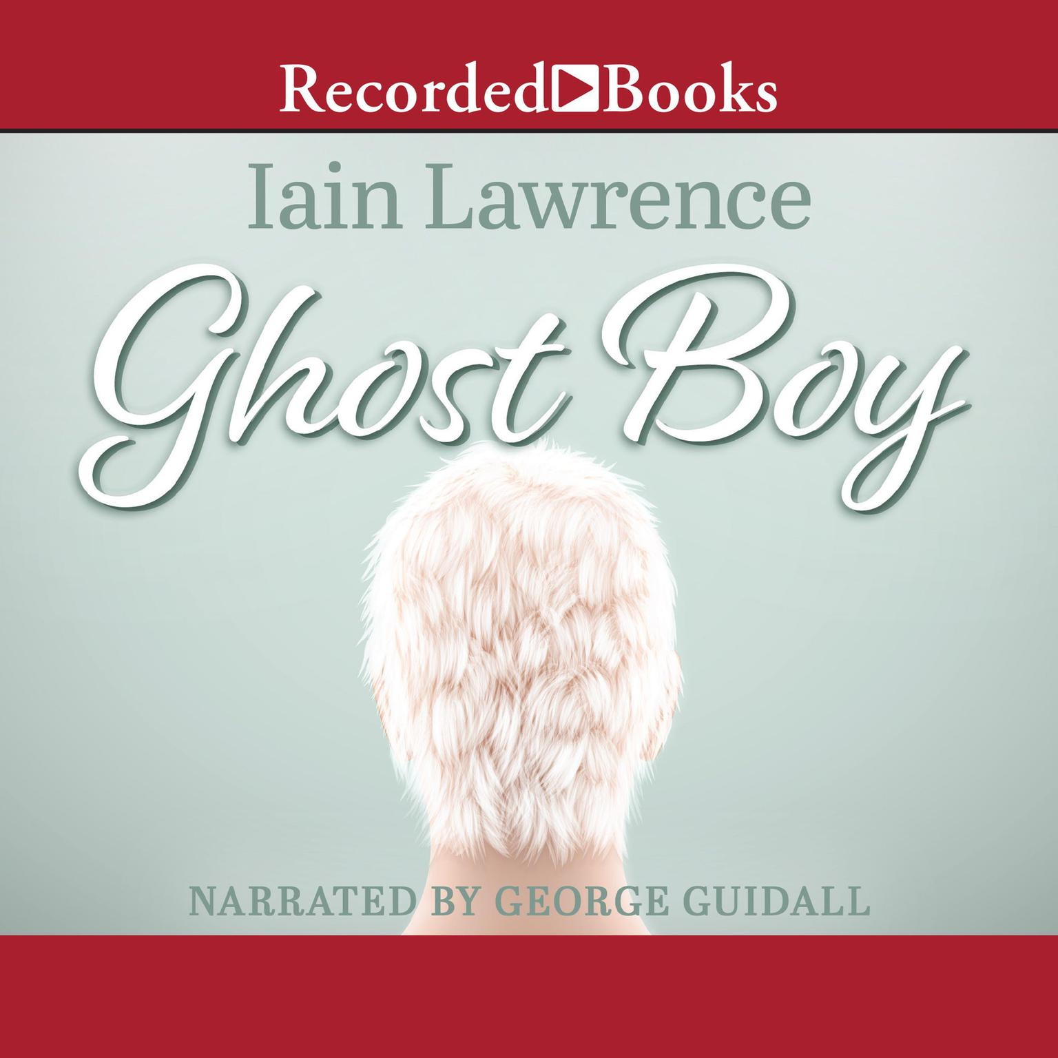 Printable Ghost Boy Audiobook Cover Art