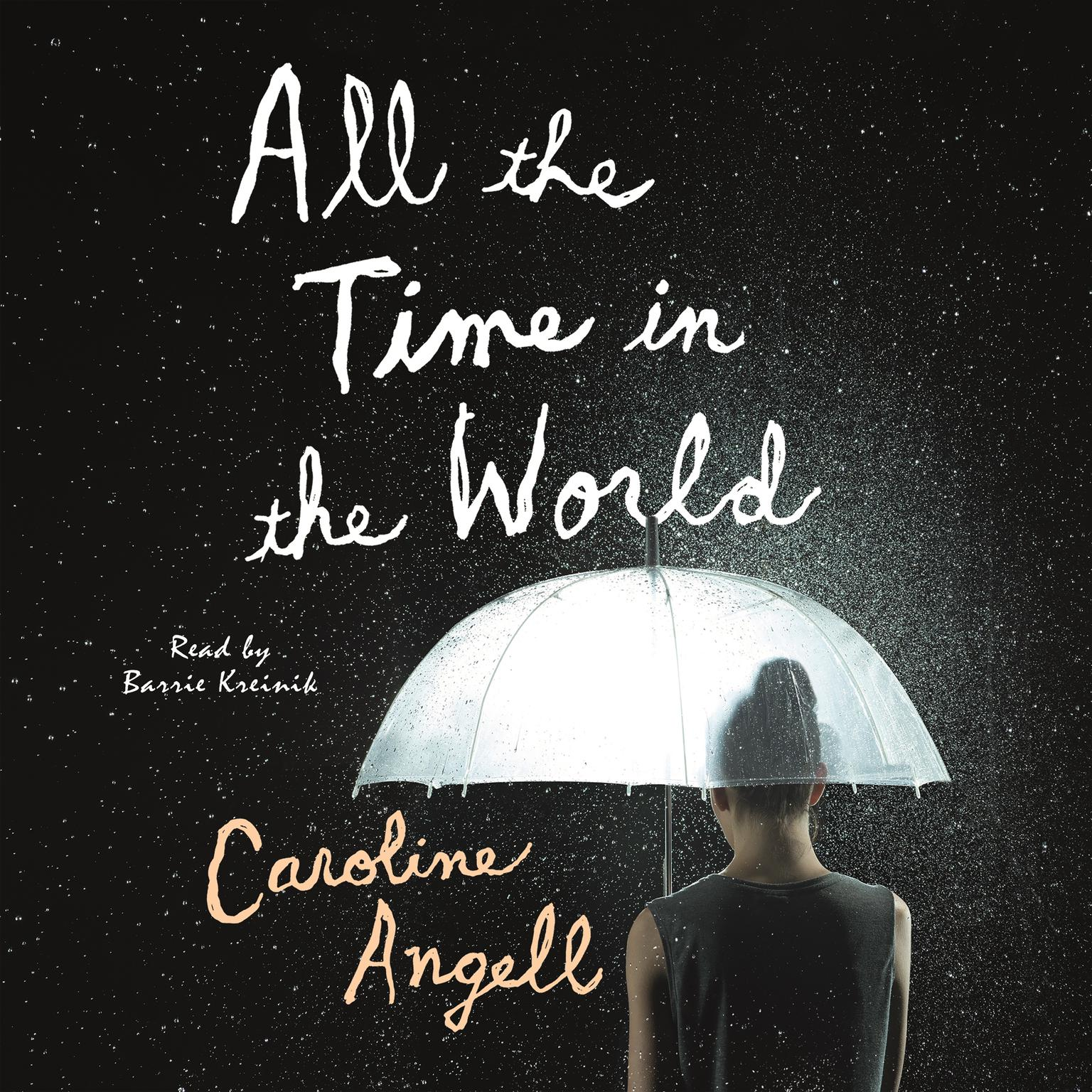 Printable All the Time in the World: A Novel Audiobook Cover Art