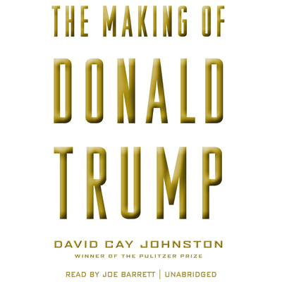 The Making of Donald Trump Audiobook, by