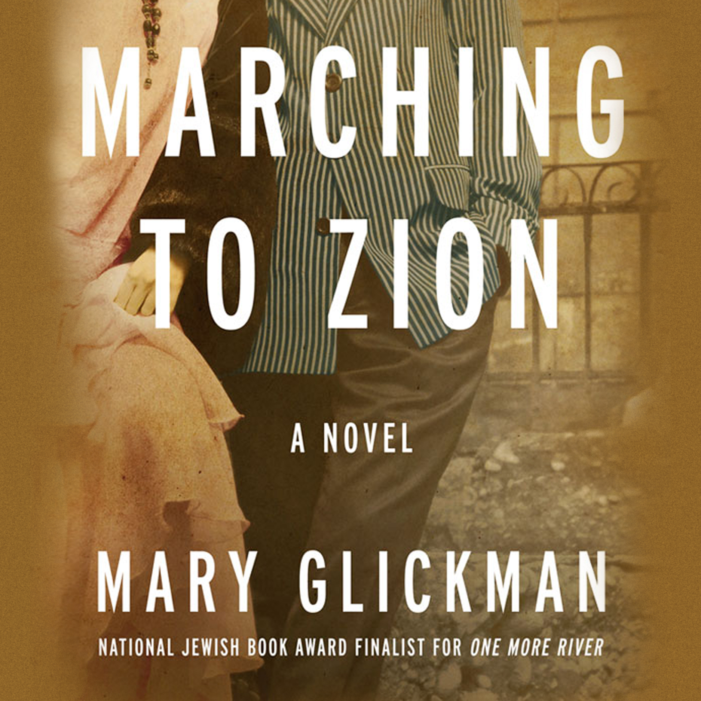 Printable Marching to Zion Audiobook Cover Art