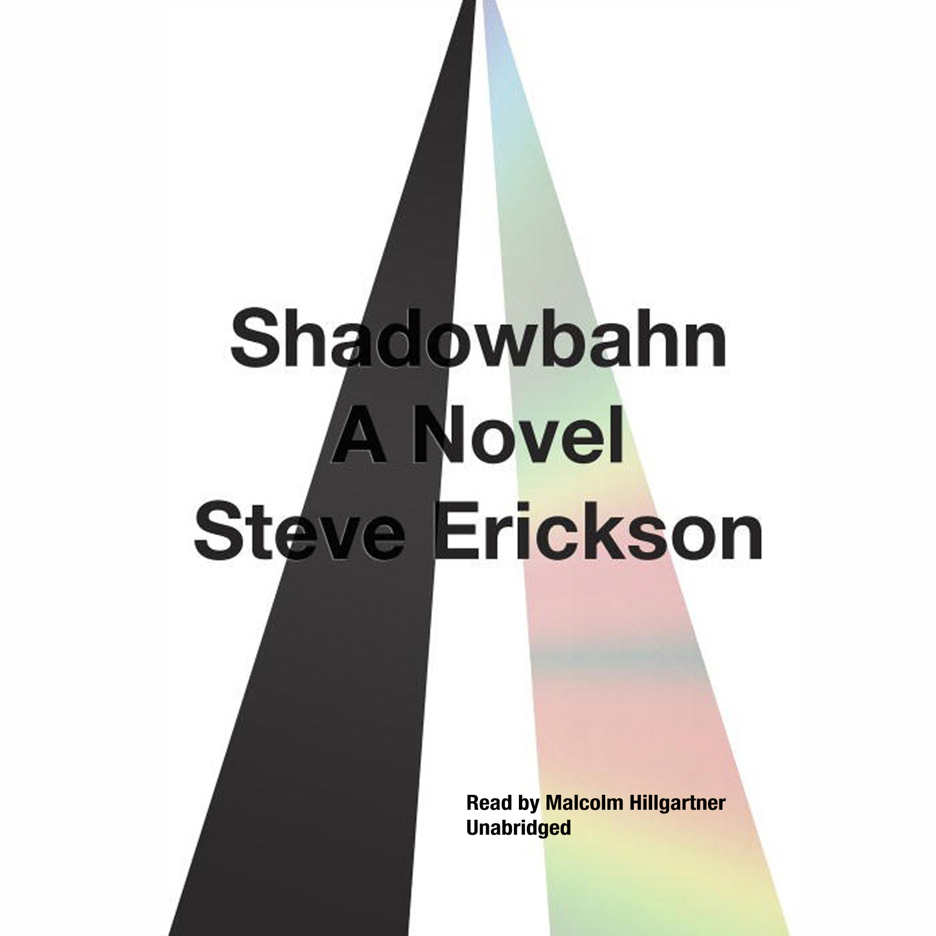Printable Shadowbahn Audiobook Cover Art