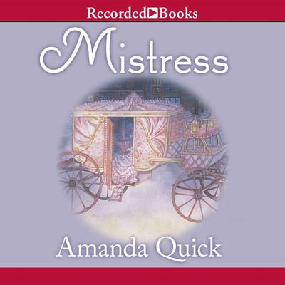 Mistress Audiobook, by Amanda Quick