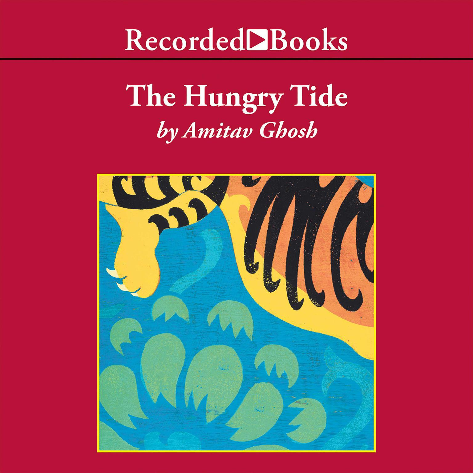 Printable The Hungry Tide Audiobook Cover Art