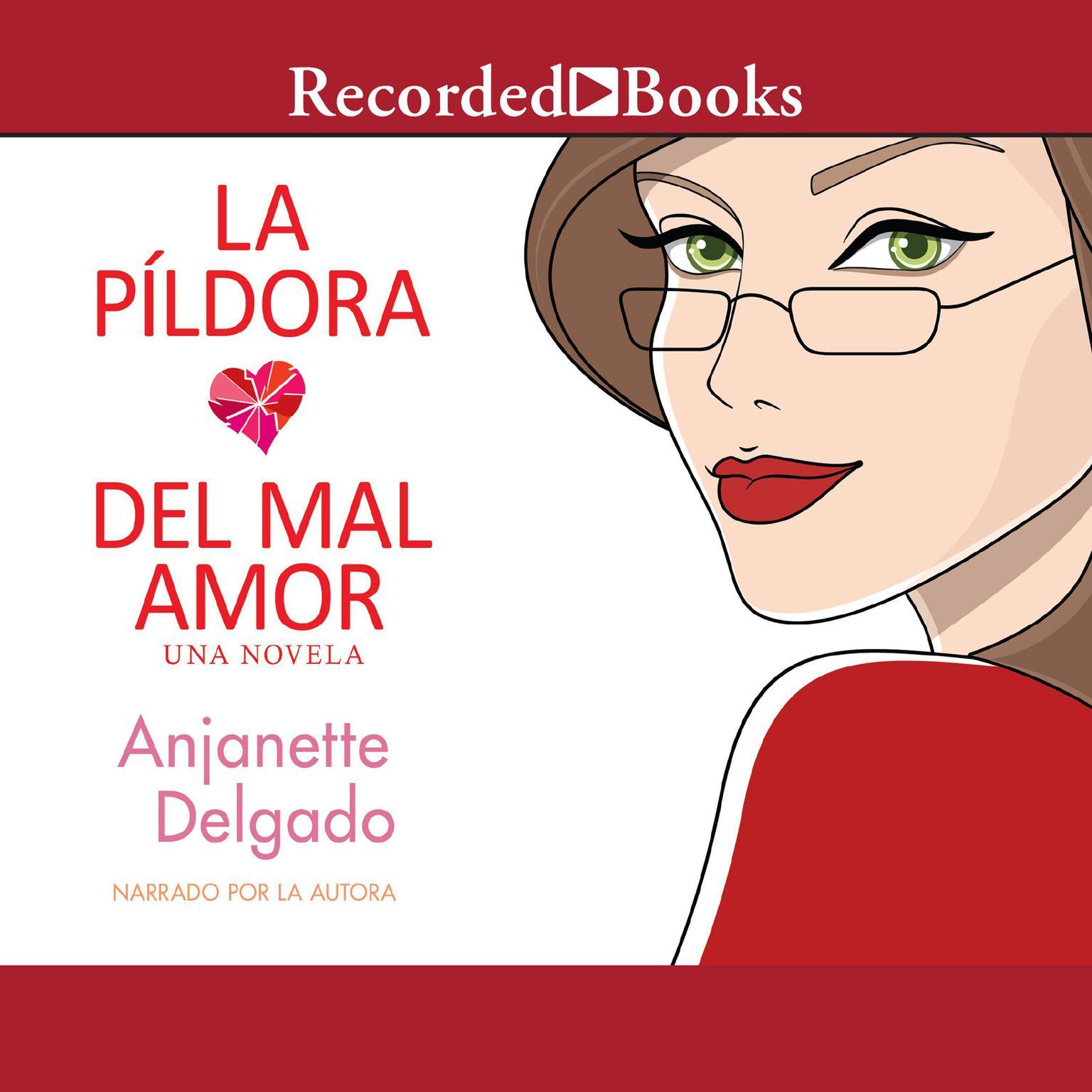 Printable La píldora del mal amor Audiobook Cover Art