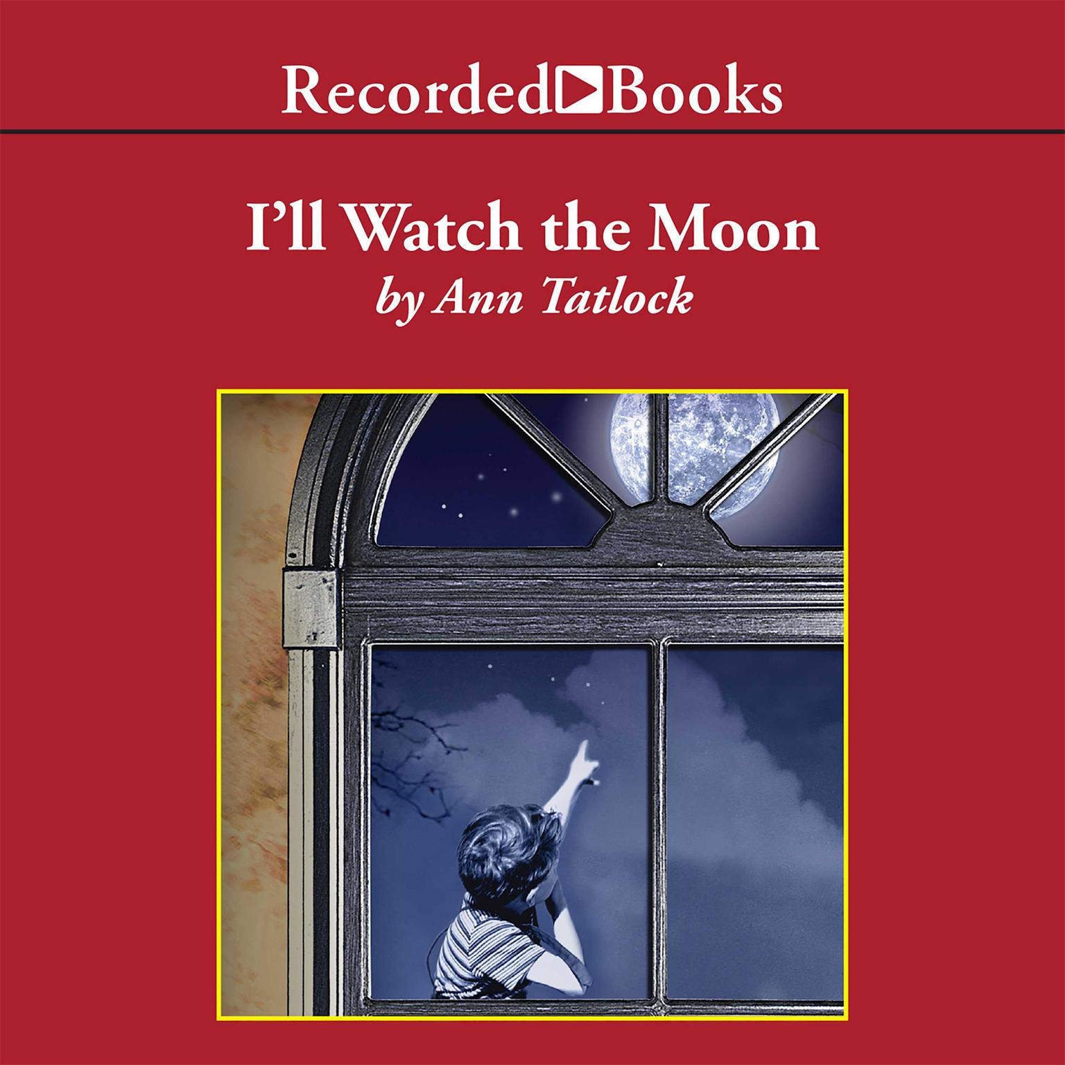 Printable I'll Watch the Moon Audiobook Cover Art