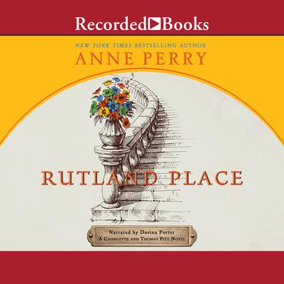 Rutland Place Audiobook, by Anne Perry