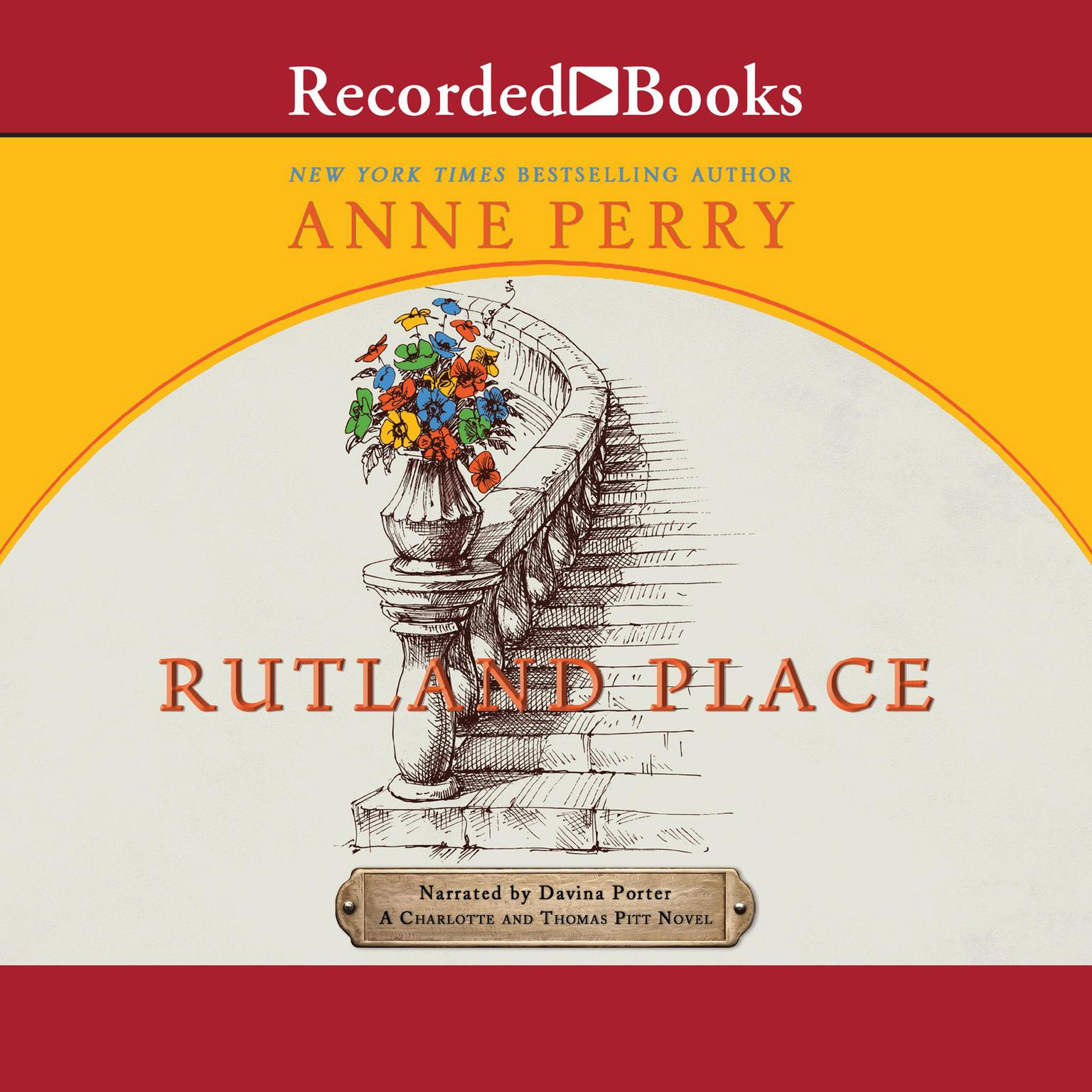 Printable Rutland Place Audiobook Cover Art