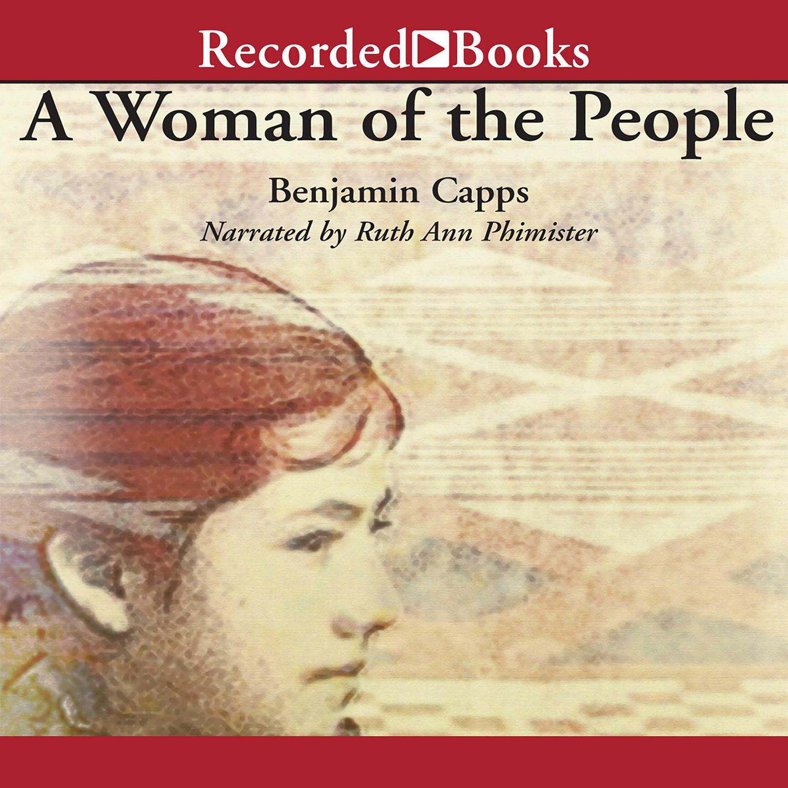 Printable A Woman of the People: A Novel Audiobook Cover Art