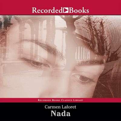 Nada Audiobook, by Carmen Laforet