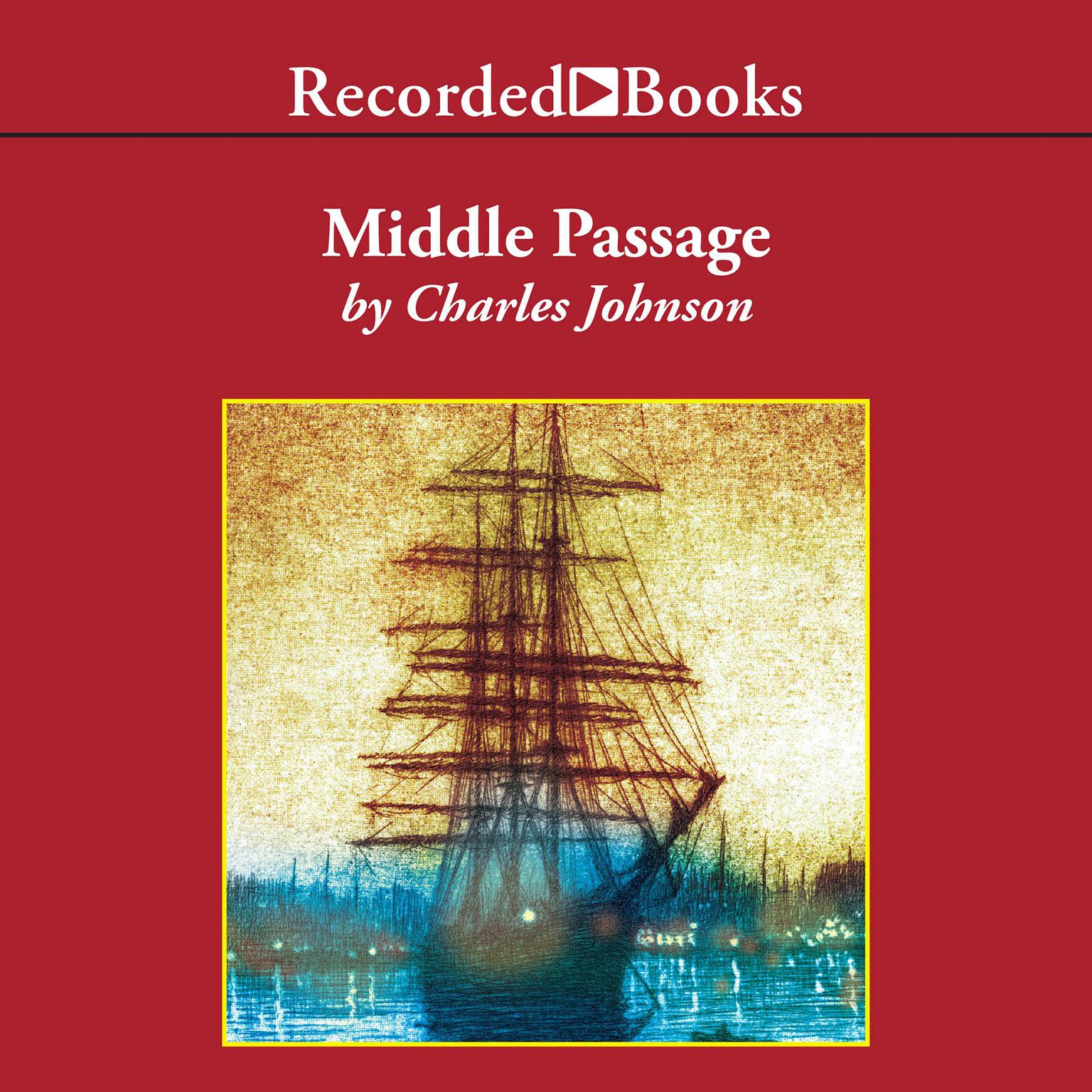 Printable Middle Passage Audiobook Cover Art