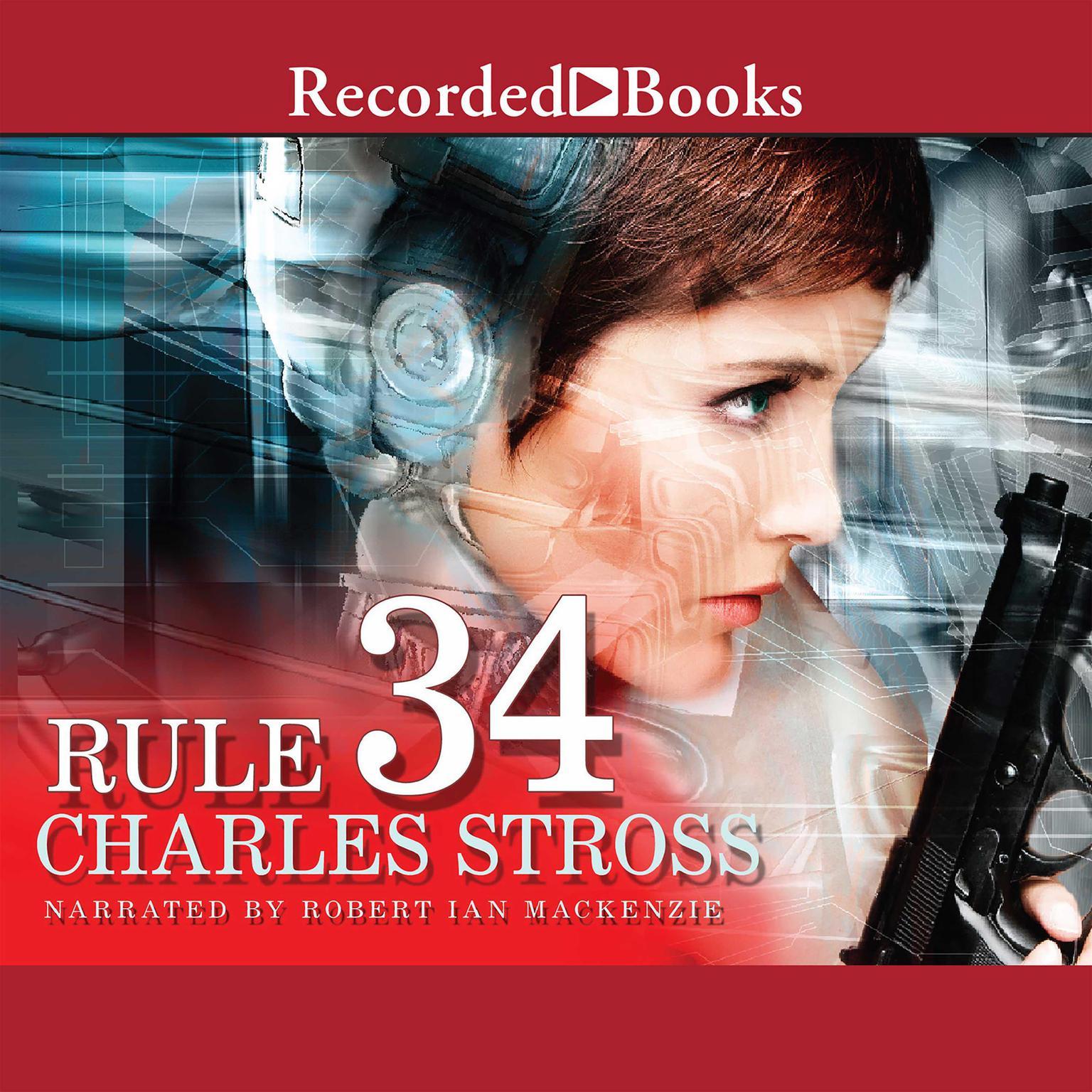 Printable Rule 34 Audiobook Cover Art