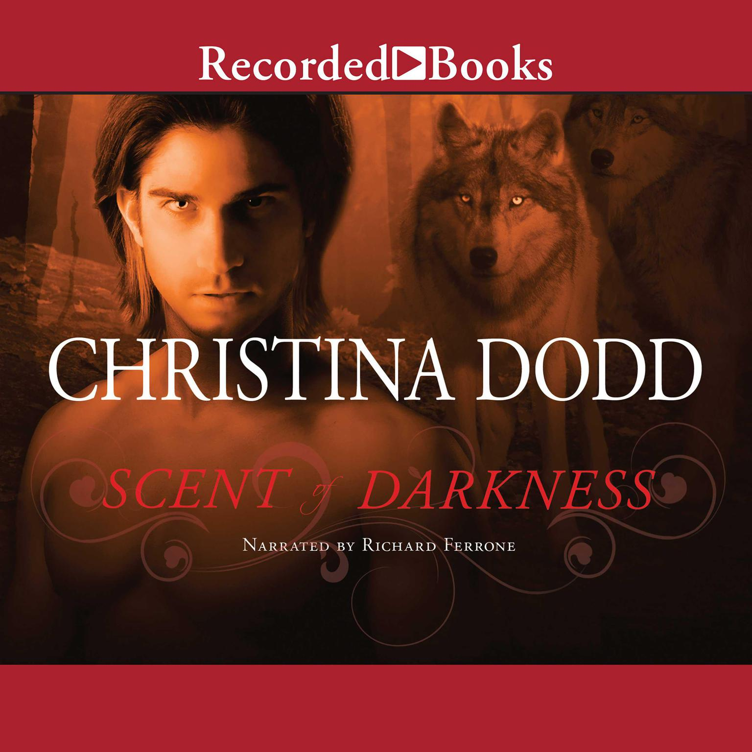 Printable Scent of Darkness Audiobook Cover Art