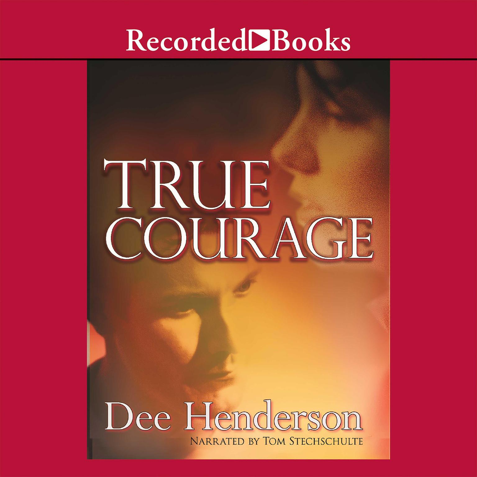 Printable True Courage Audiobook Cover Art