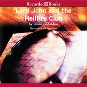 Lord John and the Hellfire Club Audiobook, by Diana Gabaldon