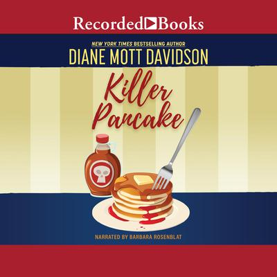 Killer Pancake Audiobook, by Diane Mott Davidson