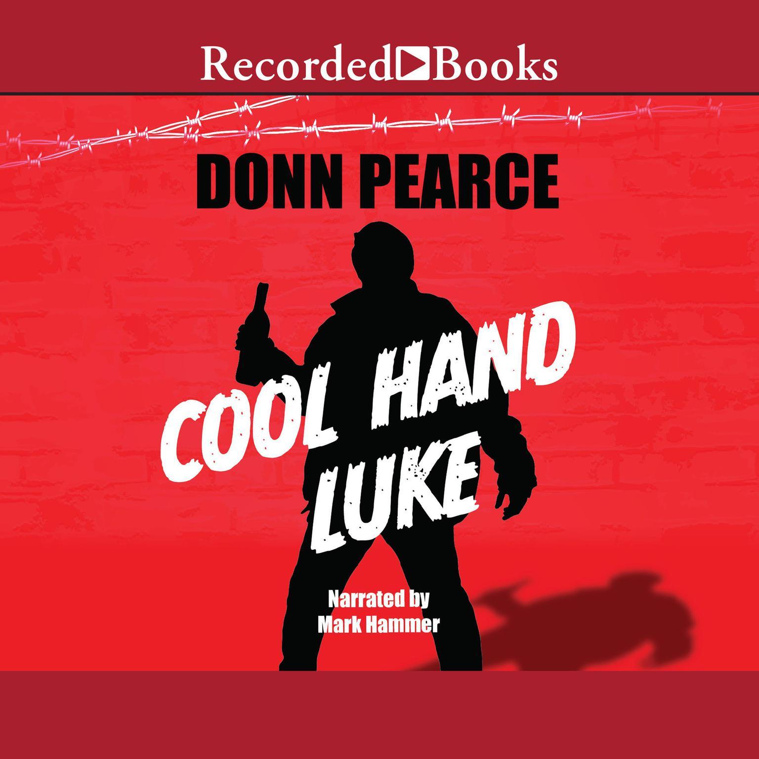 Printable Cool Hand Luke Audiobook Cover Art