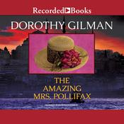 The Amazing Mrs. Pollifax, by Dorothy Gilman