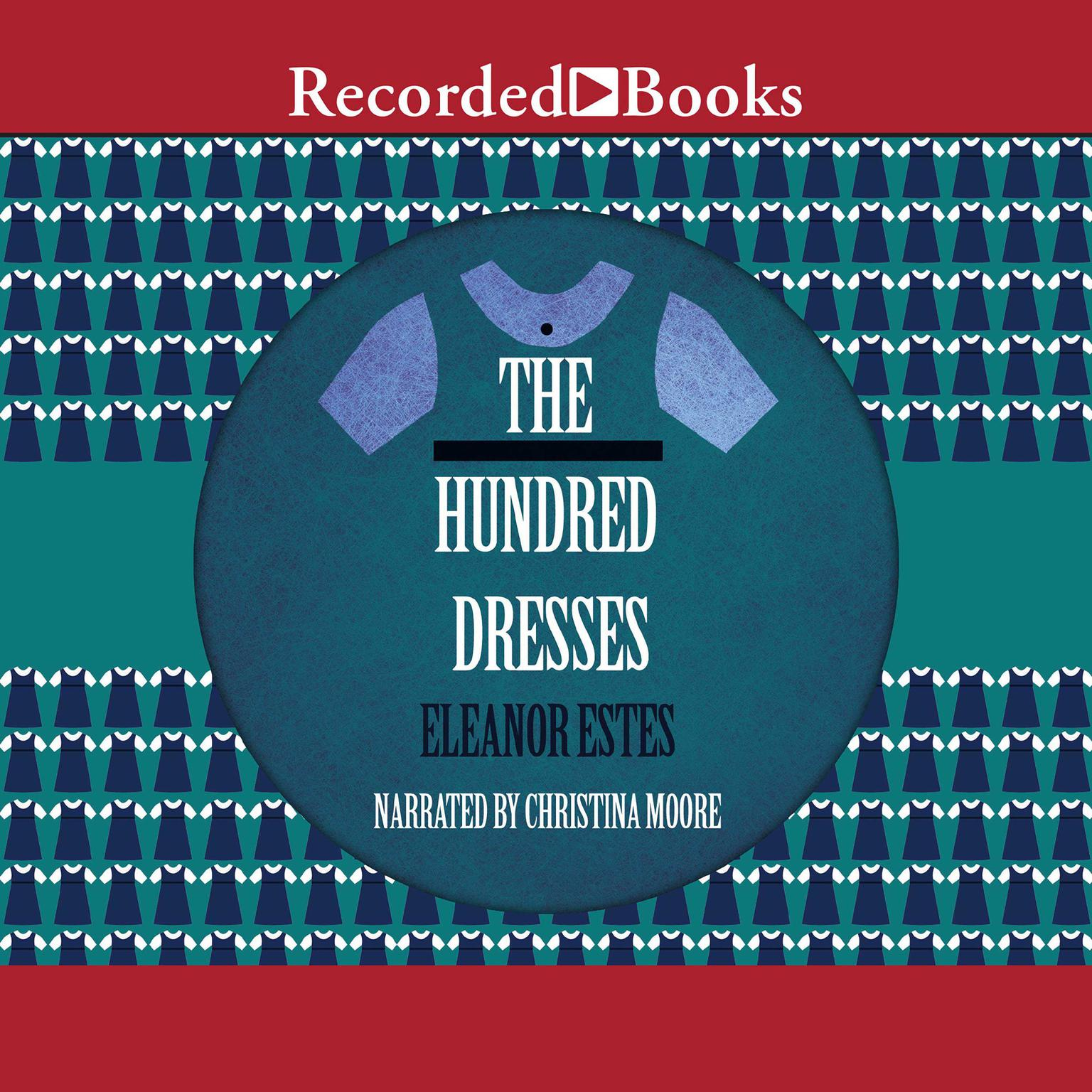 Printable The Hundred Dresses Audiobook Cover Art