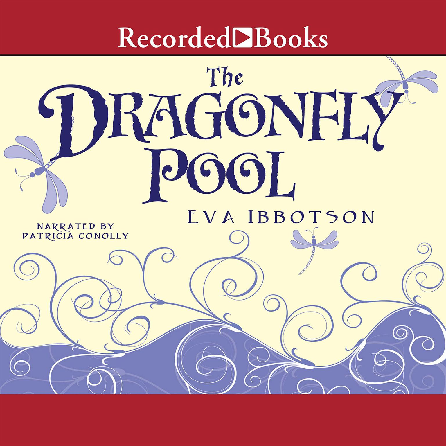 Printable The Dragonfly Pool Audiobook Cover Art