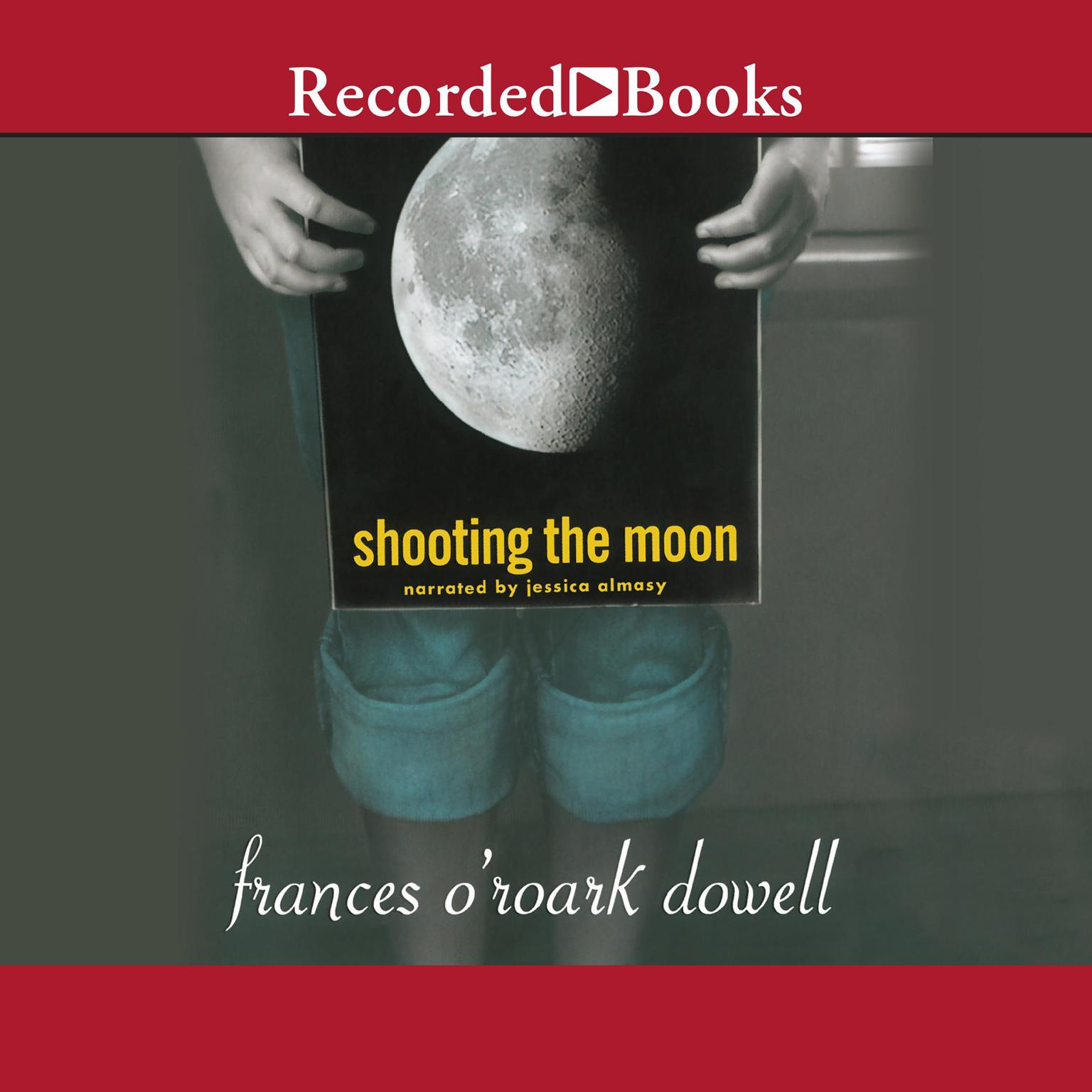 Printable Shooting the Moon Audiobook Cover Art