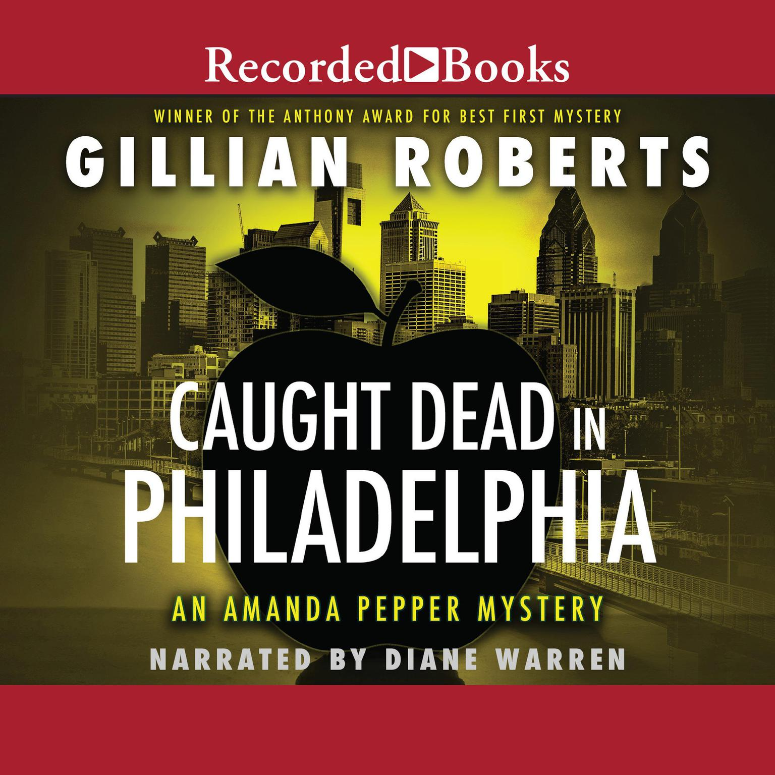 Printable Caught Dead in Philadelphia Audiobook Cover Art