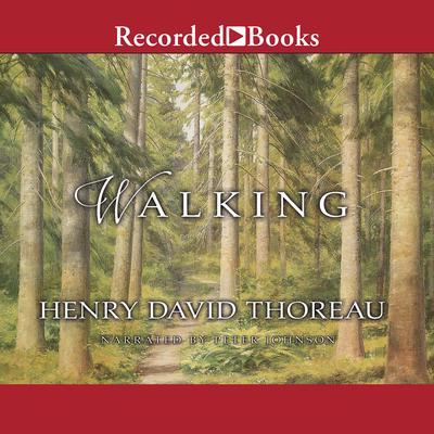 Walking Audiobook, by Henry David Thoreau