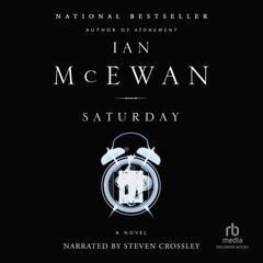 Saturday Audiobook, by Ian McEwan