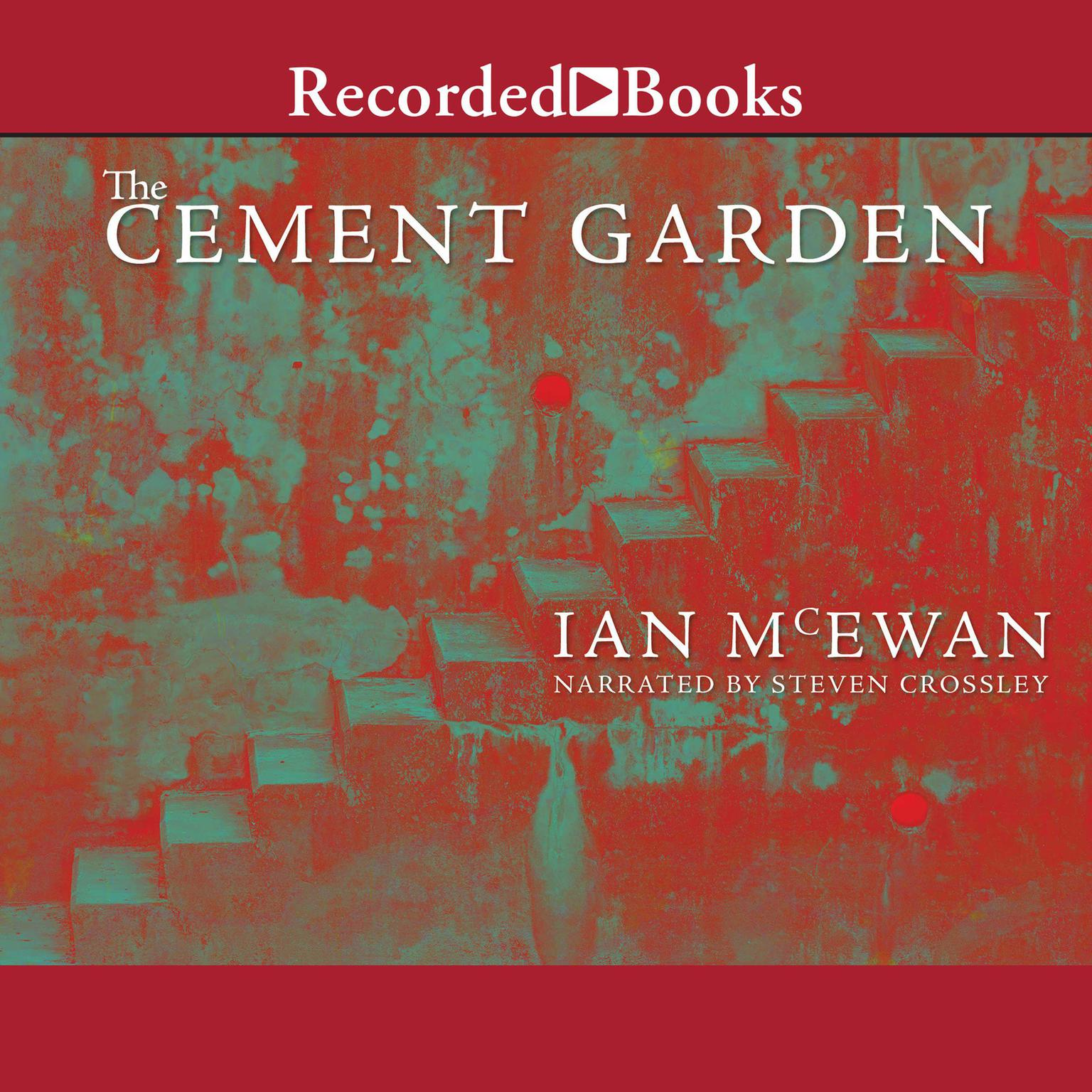 Printable The Cement Garden Audiobook Cover Art