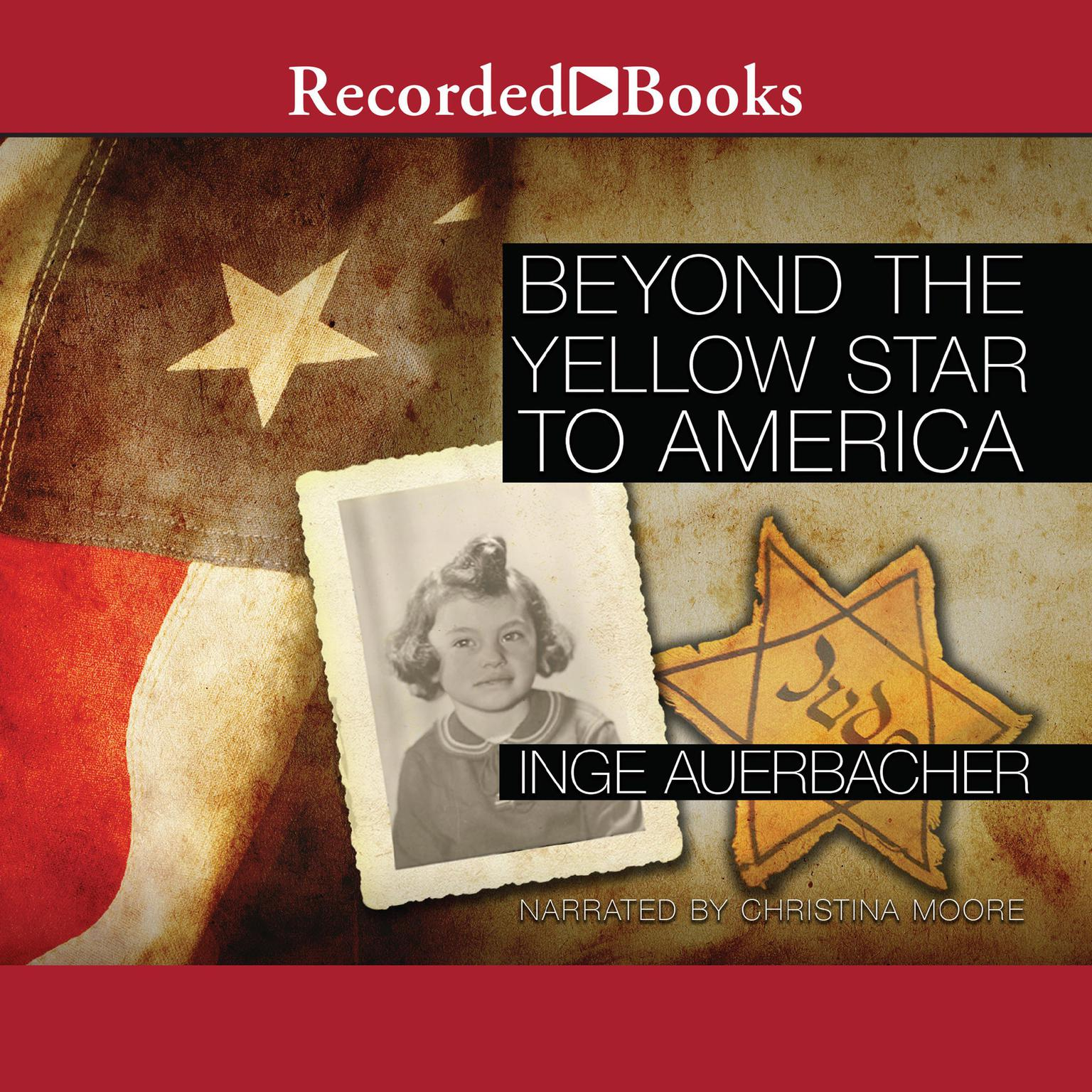 Printable Beyond the Yellow Star to America Audiobook Cover Art