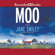 Moo Audiobook, by Jane Smiley