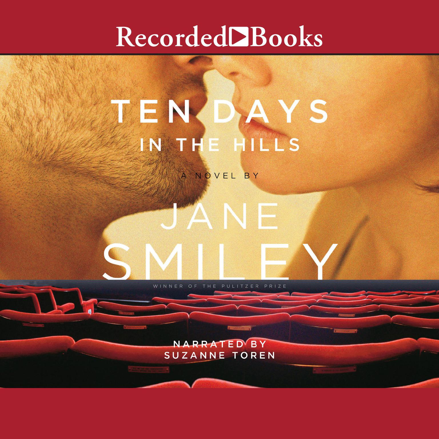 Printable Ten Days in the Hills Audiobook Cover Art