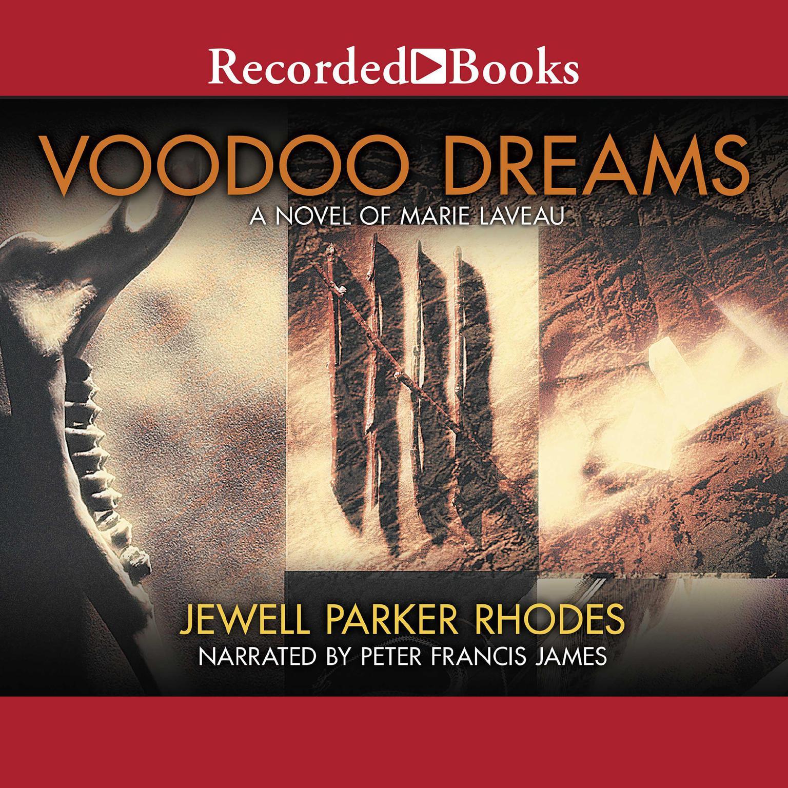 Printable Voodoo Dreams: A Novel of Marie Laveau Audiobook Cover Art