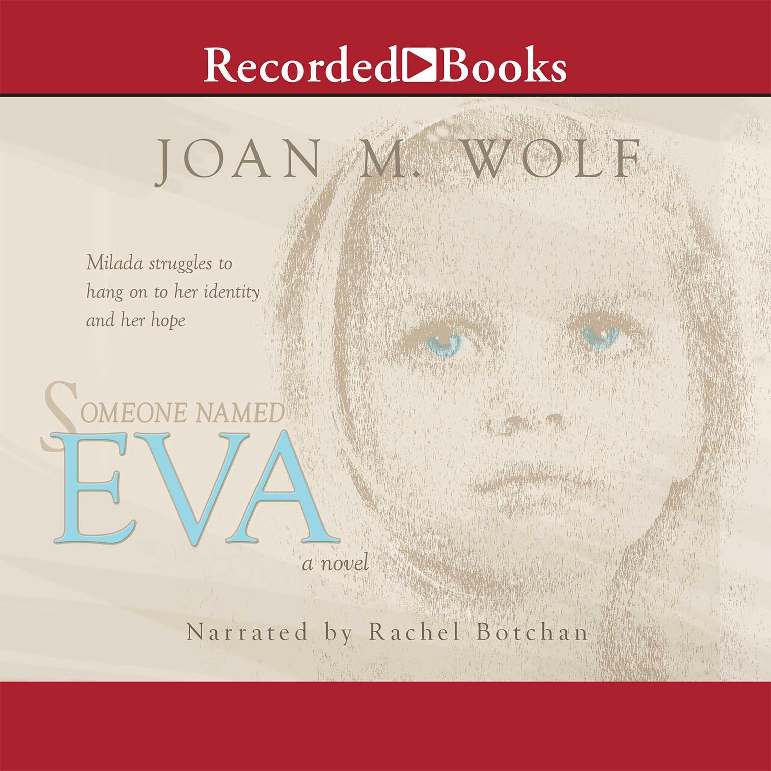Printable Someone Named Eva Audiobook Cover Art