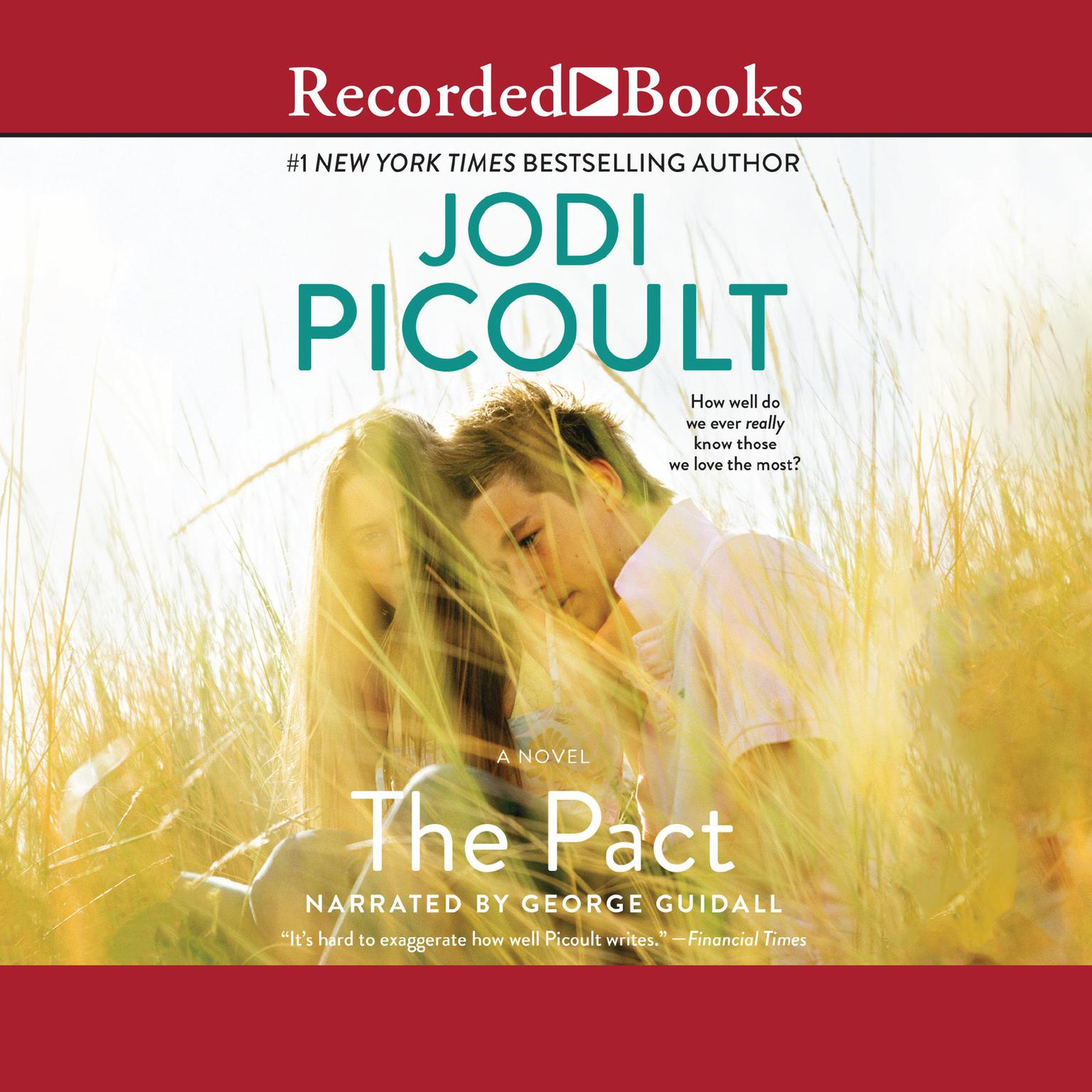Printable The Pact: A Love Story Audiobook Cover Art