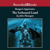 The Icebound Land Audiobook, by John A. Flanagan