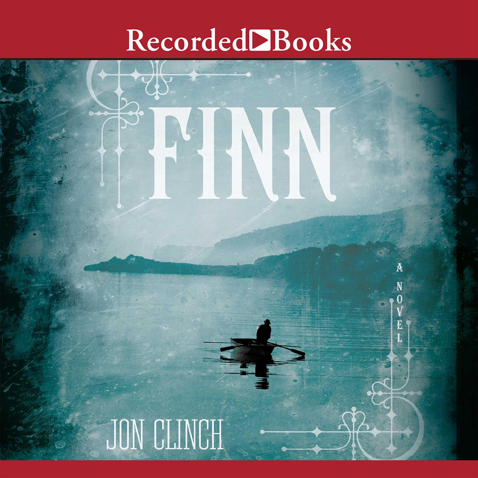Printable Finn: A Novel Audiobook Cover Art