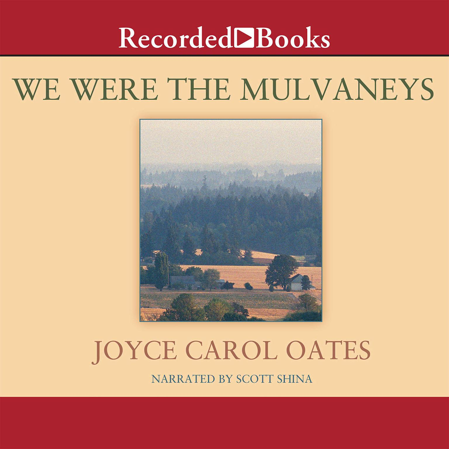 Printable We Were the Mulvaneys Audiobook Cover Art