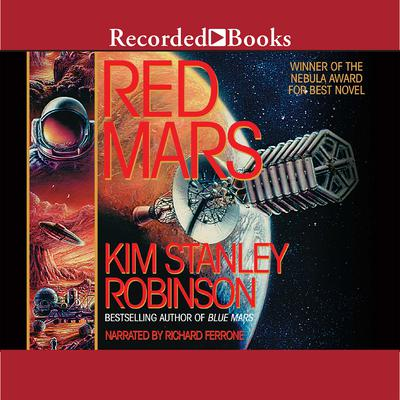 Red Mars Audiobook, by Kim Stanley Robinson
