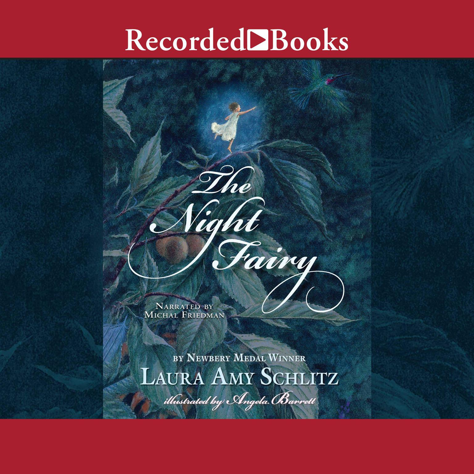 Printable The Night Fairy Audiobook Cover Art