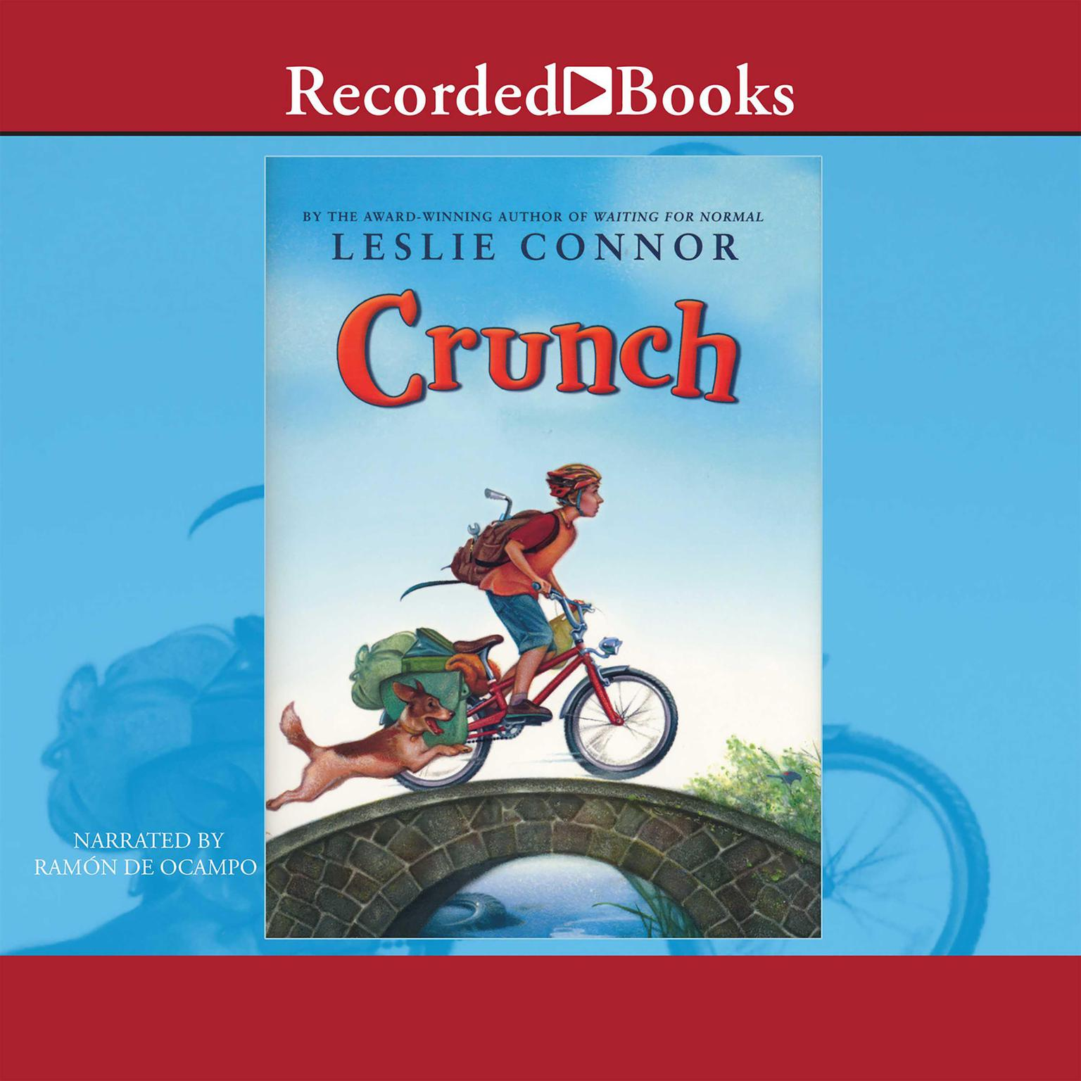 Printable Crunch Audiobook Cover Art