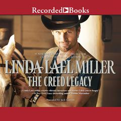 The Creed Legacy Audiobook, by Linda Lael Miller