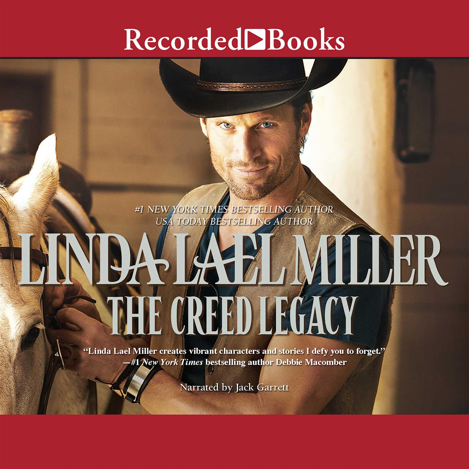 Printable The Creed Legacy Audiobook Cover Art